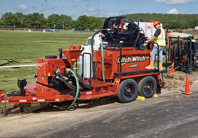 Mud Recycling Becoming Common For Mid-Sized HDD Rigs