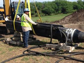 HammerHead Ramming Tool Extraction Cradles