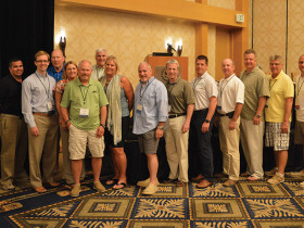 The 2016 – 17 NASSCO Board of Directors