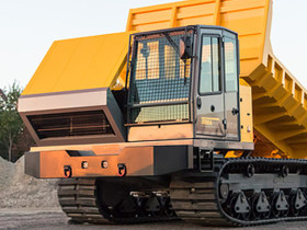 Terramac versatile crawler carriers