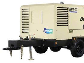 Tier 4 Final-compliant air compressor