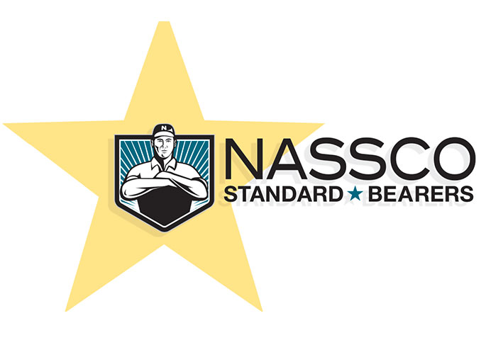 NASSCO Standard Bearers Ray Bahr Jr.