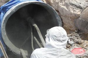 Sewer Manhole System Rehabilitation