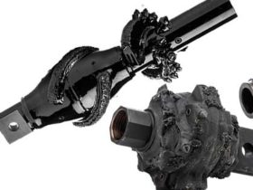 New Ditch Witch Backreamers