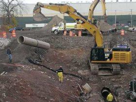 Hobas Rehabilitate Niagara Falls Sewer