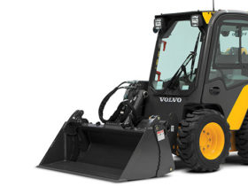 Volvo C-Series Skid Steer Loaders