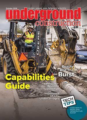 Underground Construction October 2016
