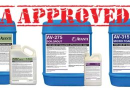 WQA-approved Avanti Products