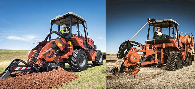 Turbocharged Utility Tractors