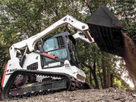 Compact Track Loaders Undercarriages