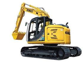 Kobelco SK140SRLC Series Excavators