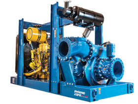 Gorman-Rupp Engine Driven Trash Pumps