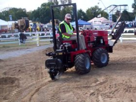 Toro Pro Sneak 360 at ICUEE