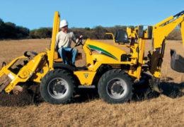 Vermeer RTX750 Ride-On Tractor
