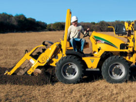 Vermeer RTX750 Ride-On Tractor