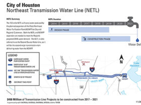 Houston Northeast Transmission Waterline