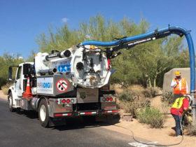 Vactor HXX ParaDIGm Vacuum Excavator