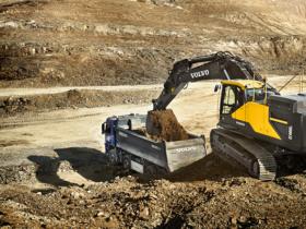 Volvo Excavator - UC image