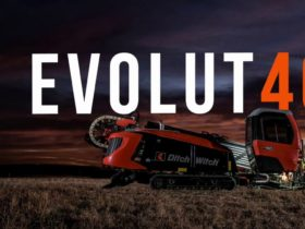 The Ditch Witch JT40 Horizontal Directional Drill — Experience the Evolution