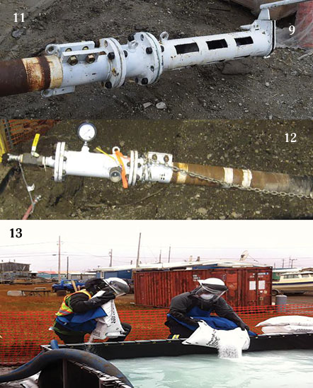 Fiber Optics Cable in Arctic conditions