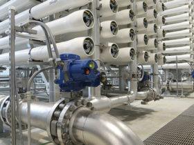 San Antonio Desalination Plant