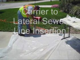 Lateral Sewer Line Point Repair