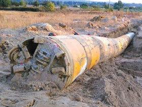 Poland Pipeline Crossing