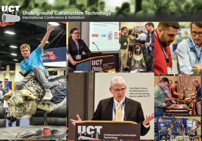 UCT - The Event for the Utility Infrastructure Industry