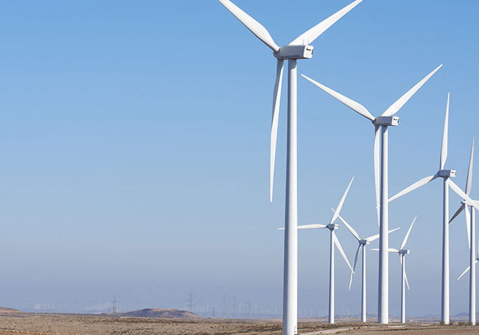 Wind And Solar Energy Industry
