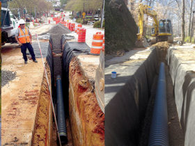 sanitary sewer expansion