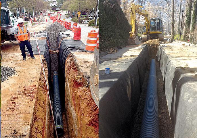 sanitary sewer expansion