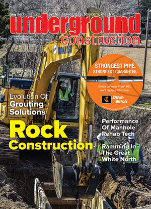 Underground Construction May 2017
