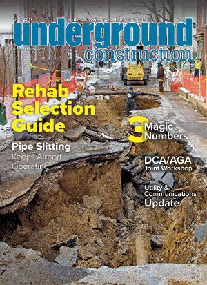 Underground Construction July 2017