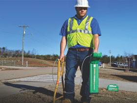 Vision underground utility locators