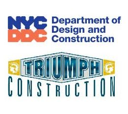 triumph and nycddc