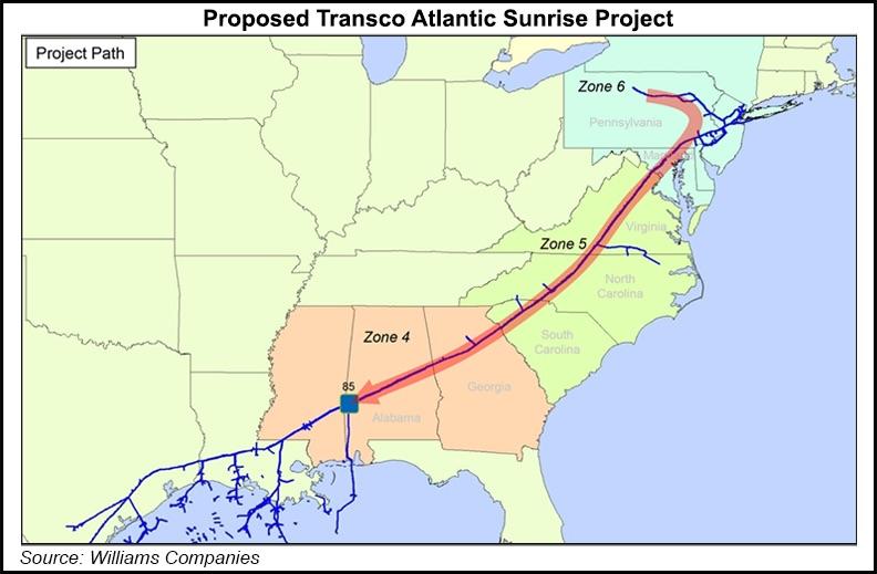 Atlantic Sunrise Pipeline