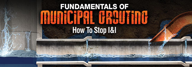Municipal Grouting Video