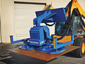Compact Vacuum Lifting System