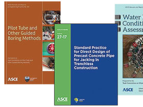 Books For Underground Infrastructure