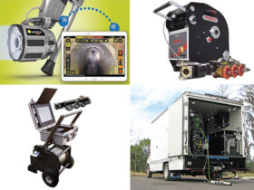 remote inspection equipment