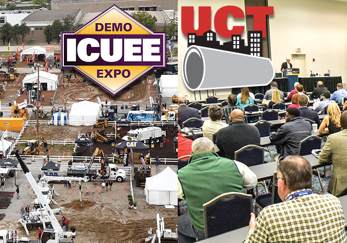 ICUEE UCT infrastructure events