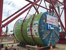 Washington tunnel project