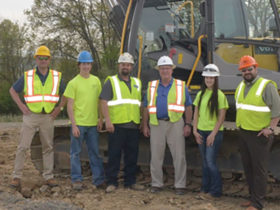 Volvo CE and its dealer Highway Equipment & Supply partnered with Pennsylvania College of Technology, donating equipment and other training resources to its operator programs.