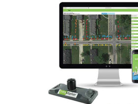 Berntsen InfraMarker solution for digital locating
