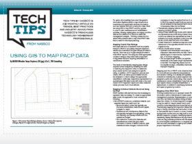 Tech Tips GIS PACP