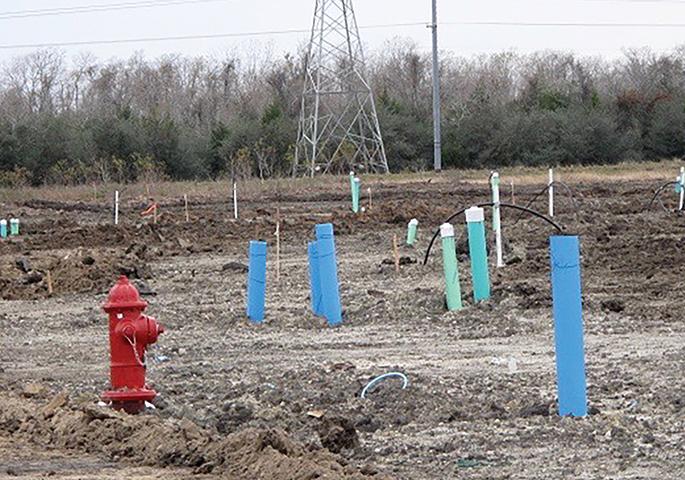 Alien pipelines