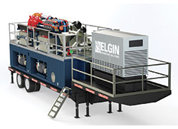 Elgin mud mixing systems