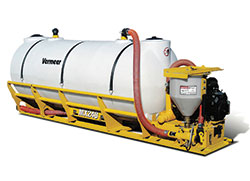 Vermeer mud mixing systems