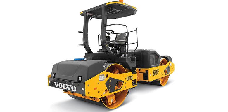Volvo compactor