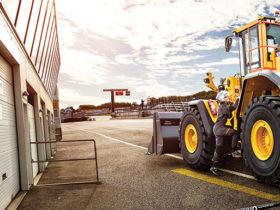 Volvo H Series Loaders